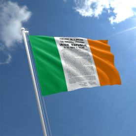 Easter Proclamation Flag