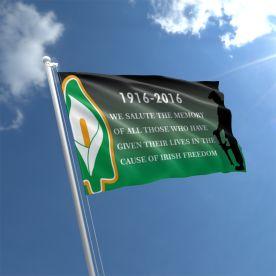 Easter Rising Freedom Flag