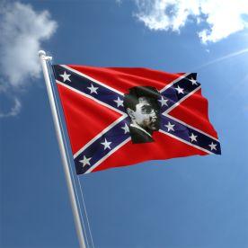 Elvis Confederate Flag