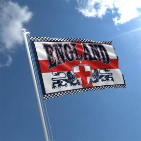 2 Lions Flag