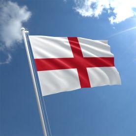 small England Flag Rope & Toggle