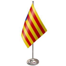 Estelada Table Flag Satin