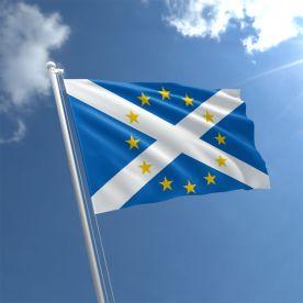 EU Scotland Flag