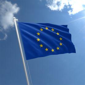 European Union Flag Rope & Toggle