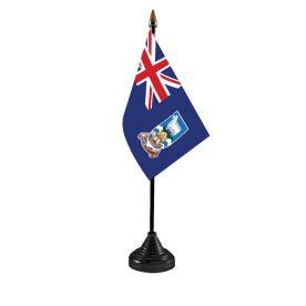 Falkland Islands Table Flag