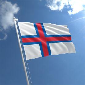 Faroe Islands Flag 3Ft X 2Ft