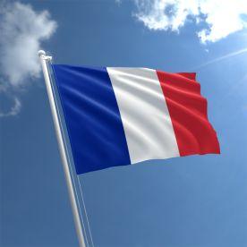 France Flag Nylon