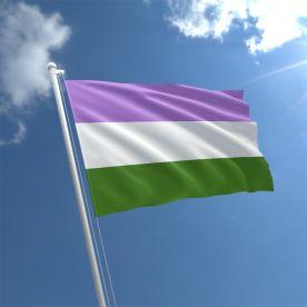 Genderqueer Flag