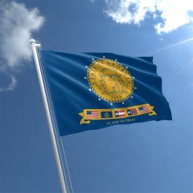 Georgia 2001-2003 Flag