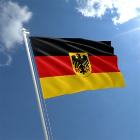 Germany State Eagle Flag