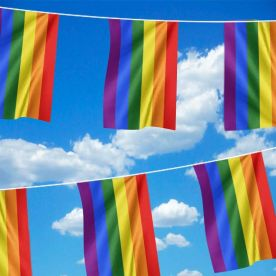 Giant LGBT Bunting