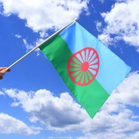 Gypsy Hand Flag