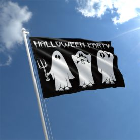 Halloween Party Flag