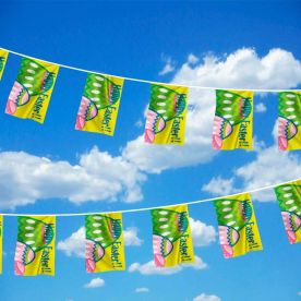 Happy Easter Bunting