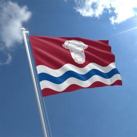 Herefordshire Flag 5Ft X 3Ft