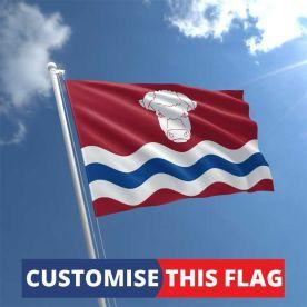 Custom Herefordshire flag