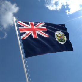 Hong Kong Colonial Flag 3ft X 2ft