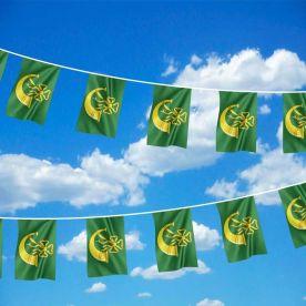 Huntingdonshire Flag Bunting