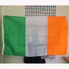 Ireland Flag - Sewn