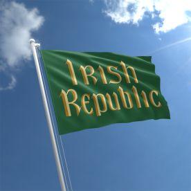 Irish Republic flag