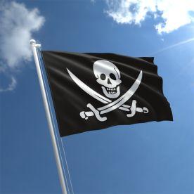 Jack Rackham Pirate flag  3Ft X 2Ft