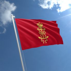 James II Lord High Admiral Ensign