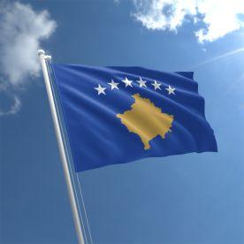 Kosovo Flag 3Ft X 2Ft
