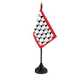 Limousin Table Flag