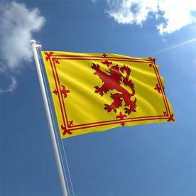 Scotland Lion Rampant Flag