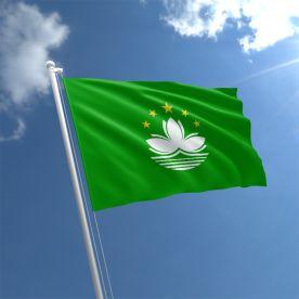 Macau Flag 3Ft X 2Ft