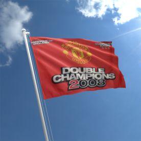 Manchester United Flag C 5Ft X 3Ft
