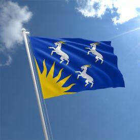 Merionethshire Flag