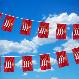 Middlesex Flag Bunting
