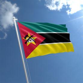 Mozambique Flag 3Ft X 2Ft