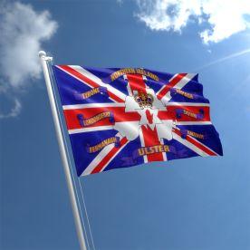 Northern Ireland 6 Counties Flag