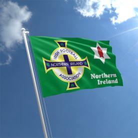 Northern Ireland Football Flag