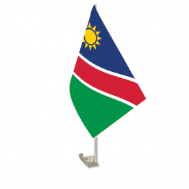 Namibia Car Flag