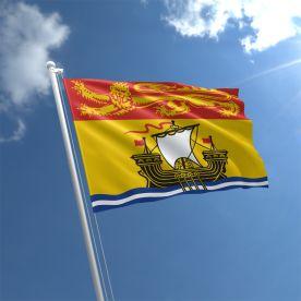 New Brunswick Flag 5ft X 3ft