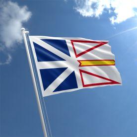 Newfoundland Labrador Flag