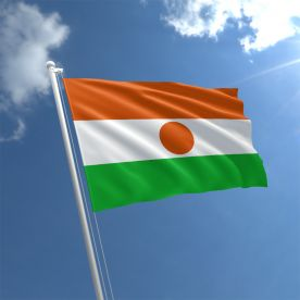 Niger Flag 3Ft X 2Ft