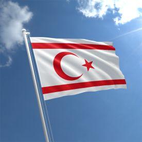 Northern Cyprus Flag
