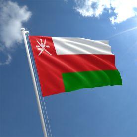 Oman Flag