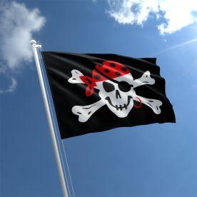 One Eyed Jack Flag