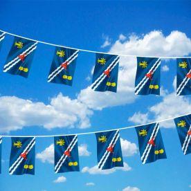 Oxfordshire Flag Bunting