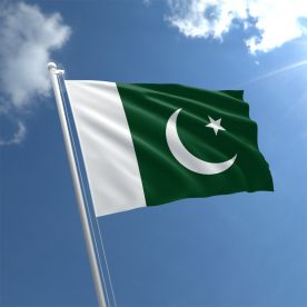 Pakistan Flag Nylon