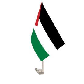 Palestine Car Flag