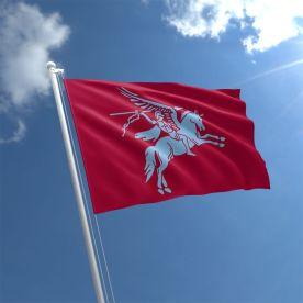 Airborne Pegasus Flag 5Ft X 3Ft