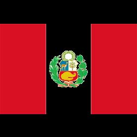 Big Peru Flag