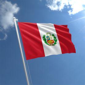 Peru State Flag