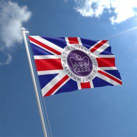 Platinum Jubilee 2022 Flag